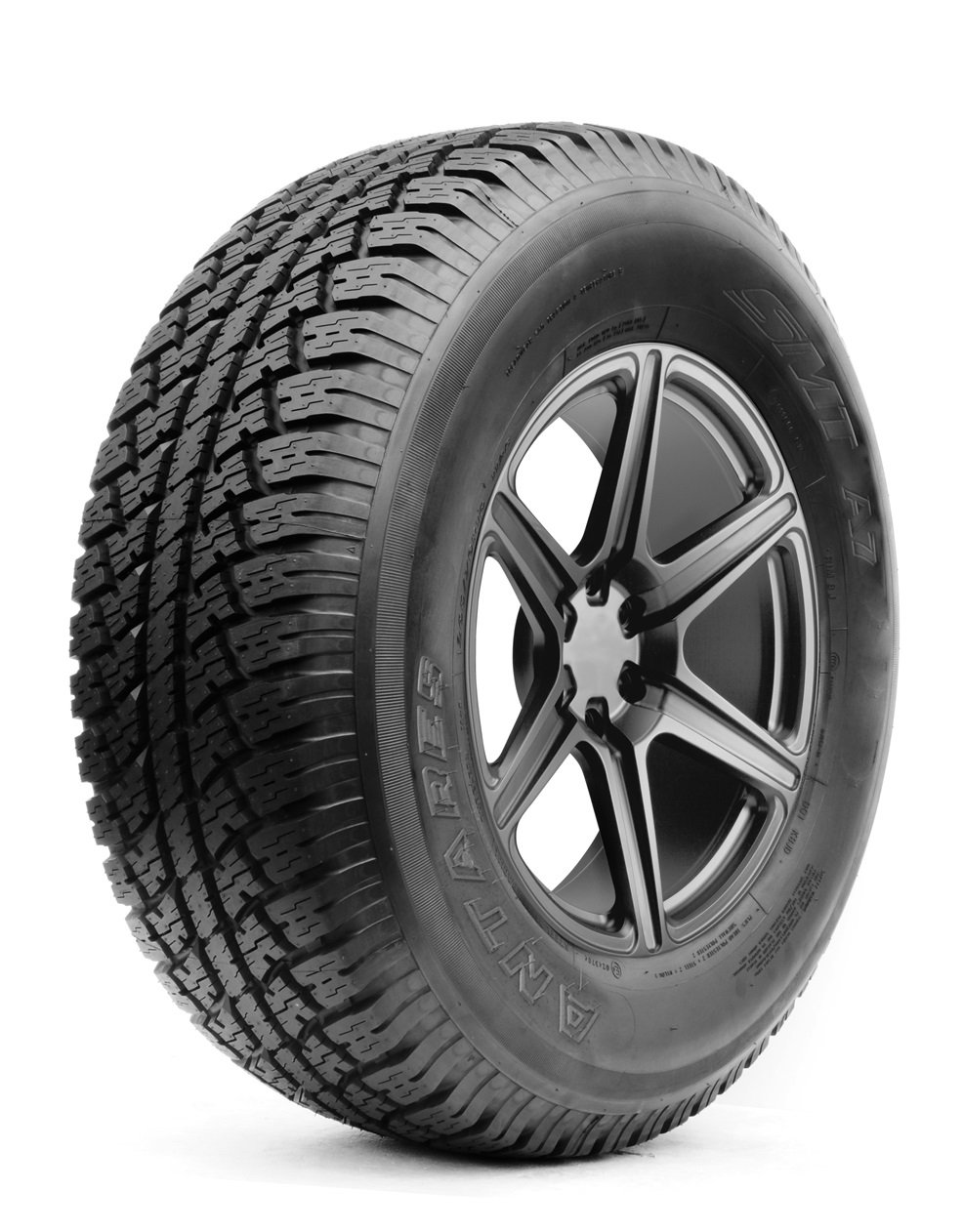 Antares SMT A7 All-Terrain Radial Tire - 235/70R16 106S by Antares (Image #1)