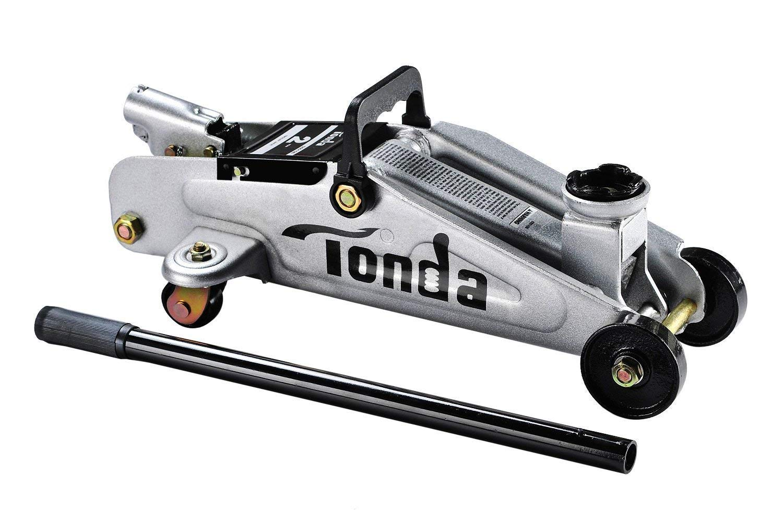 TONDA Floor Jack, 2 Ton Hydraulic Trolley Car Jack, Work for Sedan and Coupe by TONDA (Image #1)