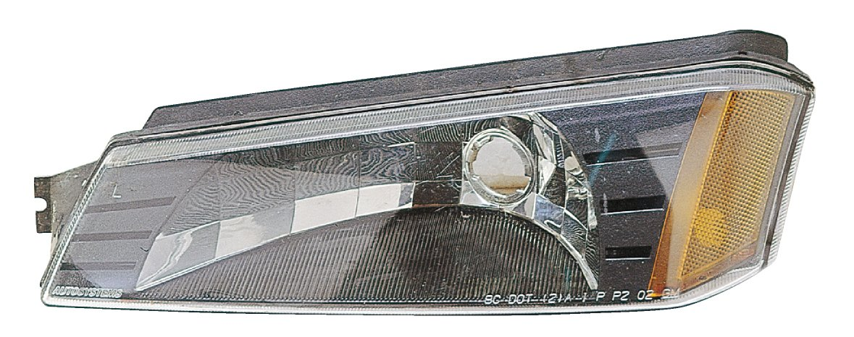 Eagle Eyes GM238-U000L Chevrolet Driver Side Park Lamp GM2520184V