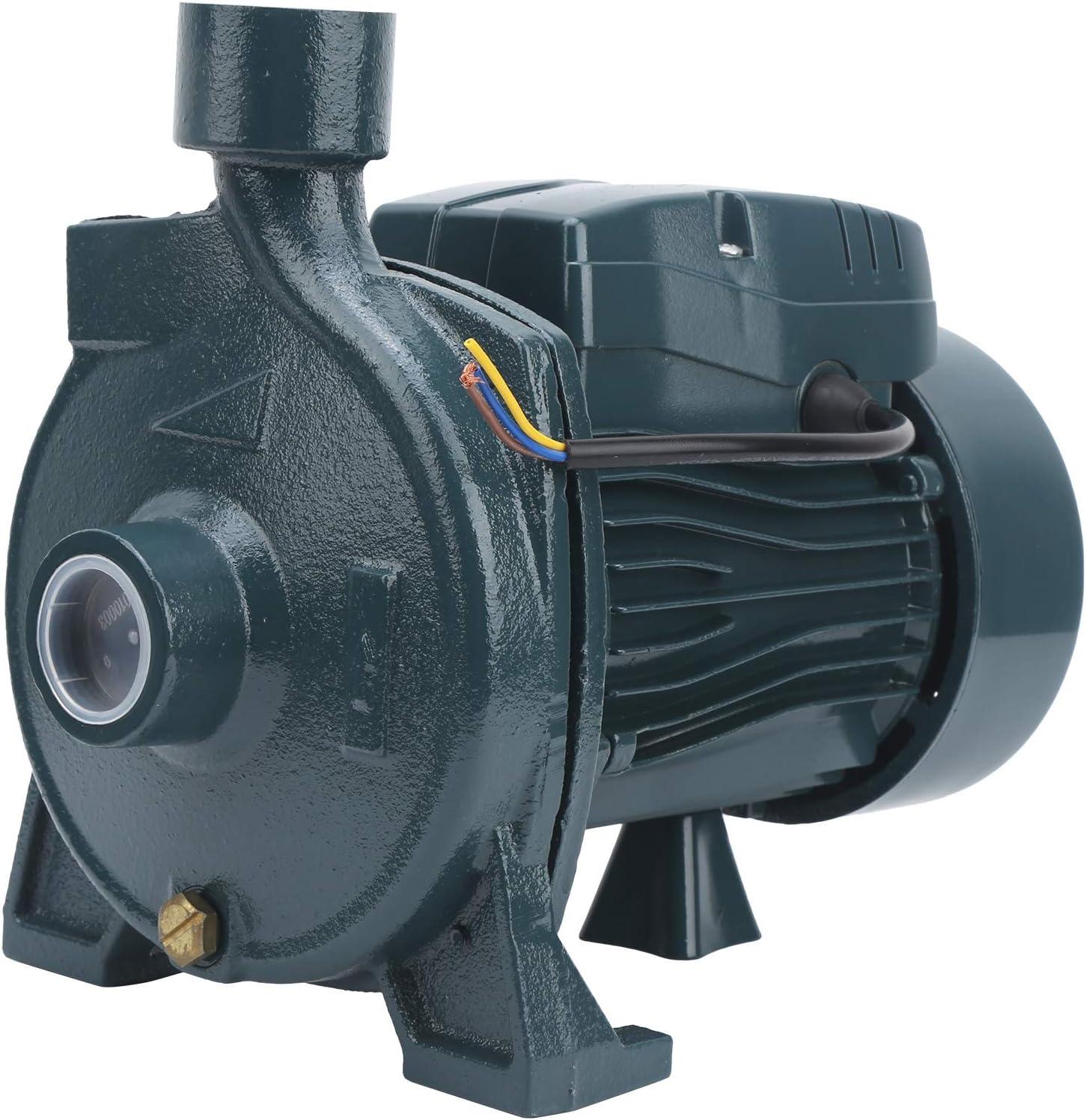 Bomba de circulación, doble efecto de sellado Bomba de recirculación de agua caliente Bomba de recirculación para herramientas hidráulicas para suministros industriales(AC220V)