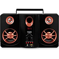 Vemax Dawn 2.0 Speaker System with Digital FM USB AUX (Colour May Vary)
