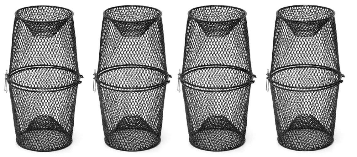 Eagle Claw ミノウトラップ (9×16-1/2インチ) Pack of 4  B07G9L9KKZ