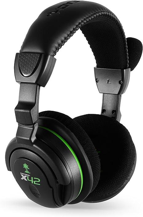Turtle Beach - Headset Ear Force X42 HS (Xbox 360): Amazon.es ...