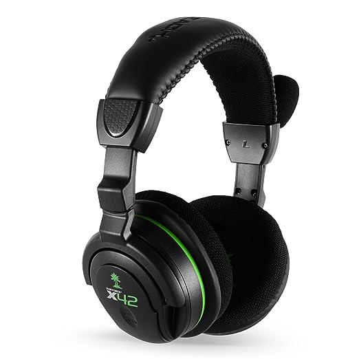 33 opinioni per Turtle Beach Ear Force X42 Binaural Head-band Black,Green headset- headsets