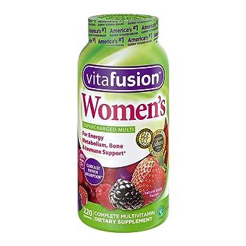 Vitafusion Womens Multivitamin Gummies, 1 Pack, 220 Count