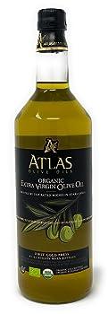 Atlas Organic European Certified Olive Oil