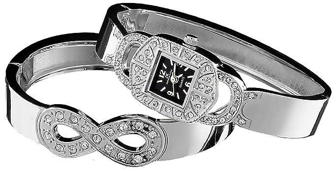 Ornamentales liche Jordan Kerr Reloj de pulsera gratis maduro pulsera analógico, b5485/3: Amazon.es: Relojes