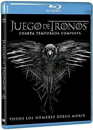 Juego De Tronos Temporada 4 Blu-Ray [Blu-ray]: Amazon.es ...