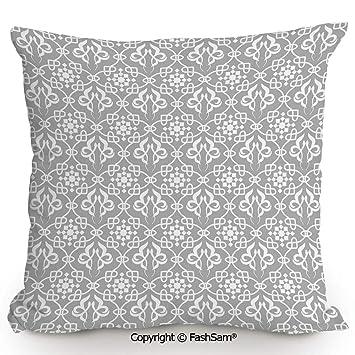 Amazon.com: FashSam – Fundas de almohada redondeadas con ...