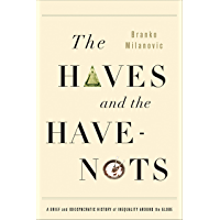 The Haves and the Have-Nots: A Brief and Idiosyncratic History of Global Inequality (English Edition)