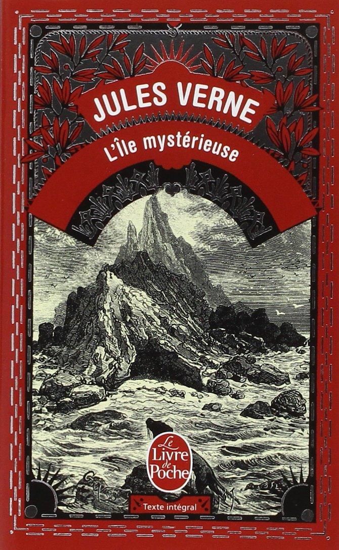 L'Ile mystérieuse (Ldp Classiques)