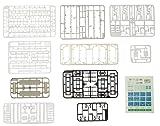 KATO Nゲージ 駅前アクセサリーセット 23-416 鉄道模型用品