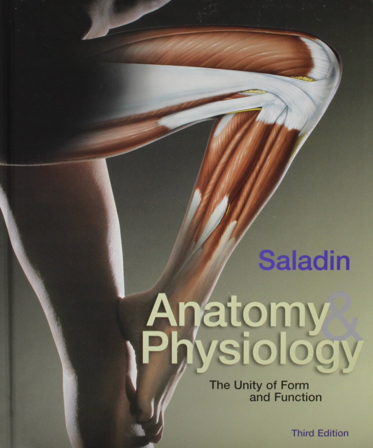 Anatomy and Physiology: The Unity & Form of Function: Amazon.co.uk ...