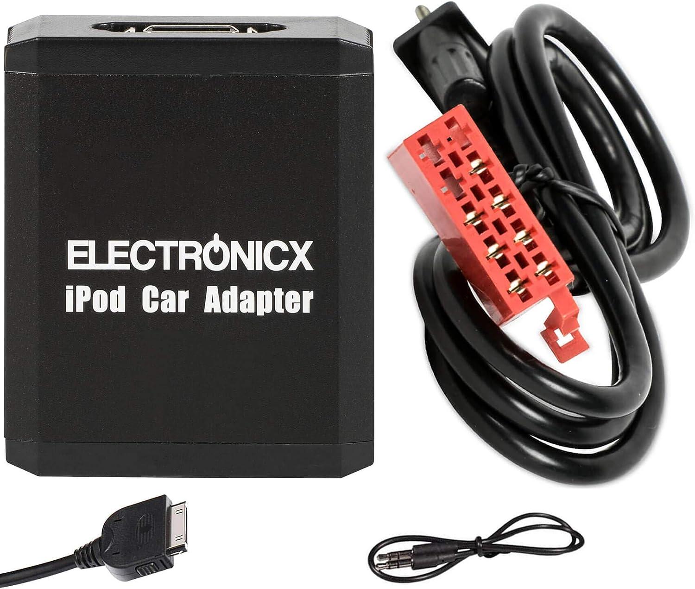Electronicx Adapter Cd Wechsler Kfz Digital Music Elektronik