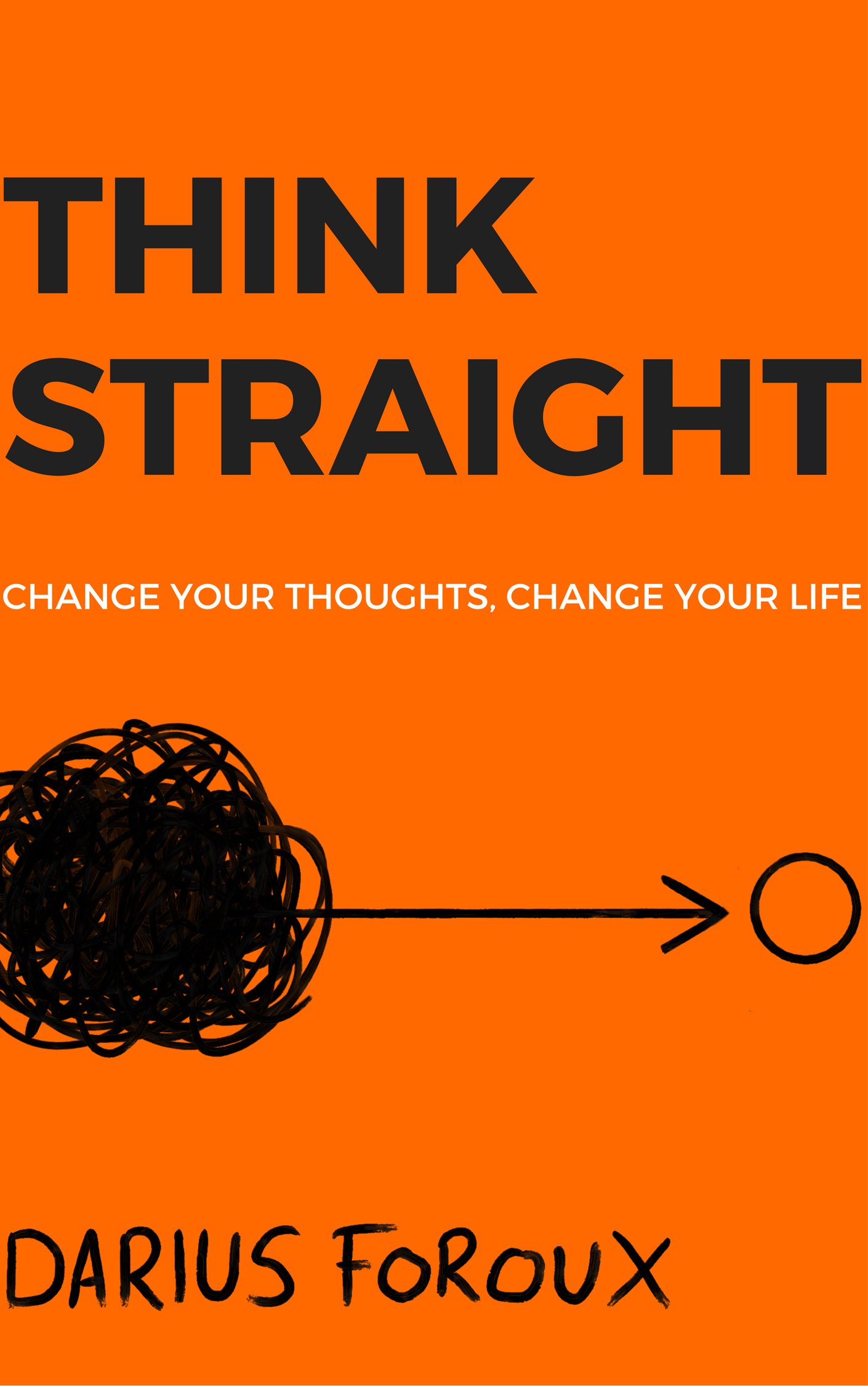 THINK STRAIGHT: Change Your Thoughts, Change Your Life (B077NJWFR3) Amazon Price History, Amazon Price Tracker