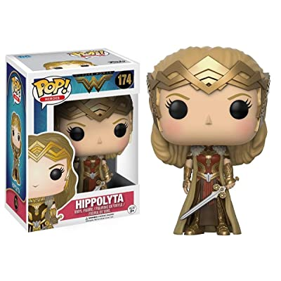 Funko POP Movies DC Wonder Woman Movie Hippolyta Action Figure: Funko Pop! Movies:: Toys & Games