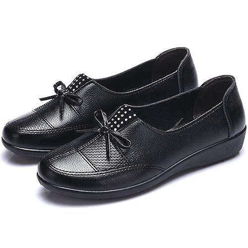 Dormery Loafers Woman New Women Flat Shoe Bowtie Ballet Flats Moccasins Boat Shoes Casual Nurse Work