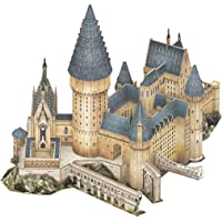 HARRY POTTER Hogwarts Great Hall 187 Pieces 3D Puzzle (DS1011H)
