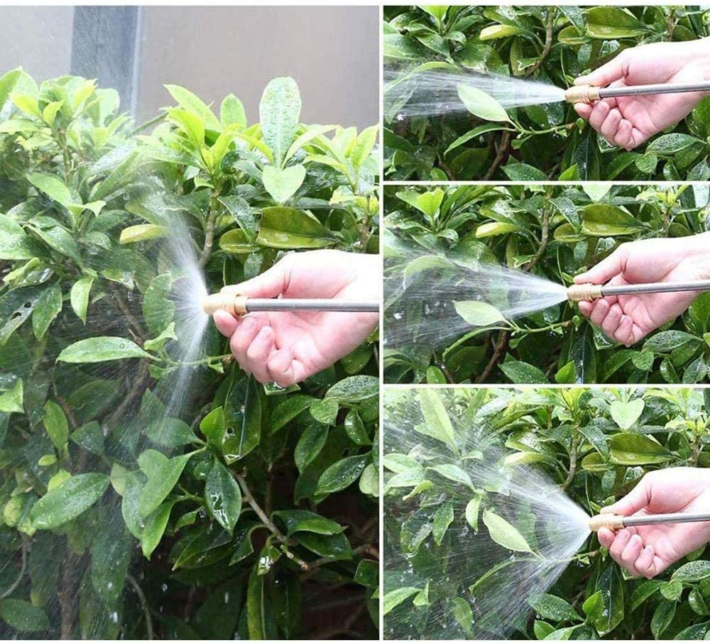 Magic Expanding Hose - Kink Free 3X Expandable Garden Hose - Multifunctional High Pressure Car Wash Water Pipe - Garden Telescopic Hose - for Garden, Lawn, Home 30M