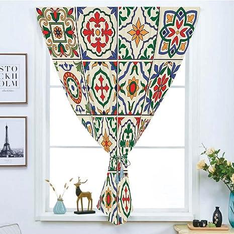 occultant Rideau de fenêtre, gratuit de Poinçonnage Magic ...