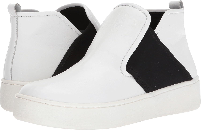 Donald J Pliner Women's Carole Sneaker B0722JY5Z6 7 B(M) US|White Nappa