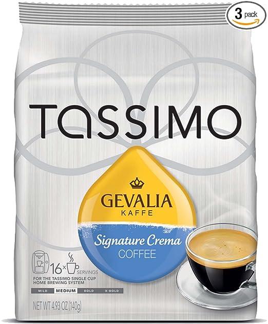 Cápsulas de café Signature Crema de Gevalia ...