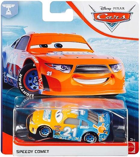 Speedy Comet/'s Hauler Blink #21 New Disney Pixar Cars