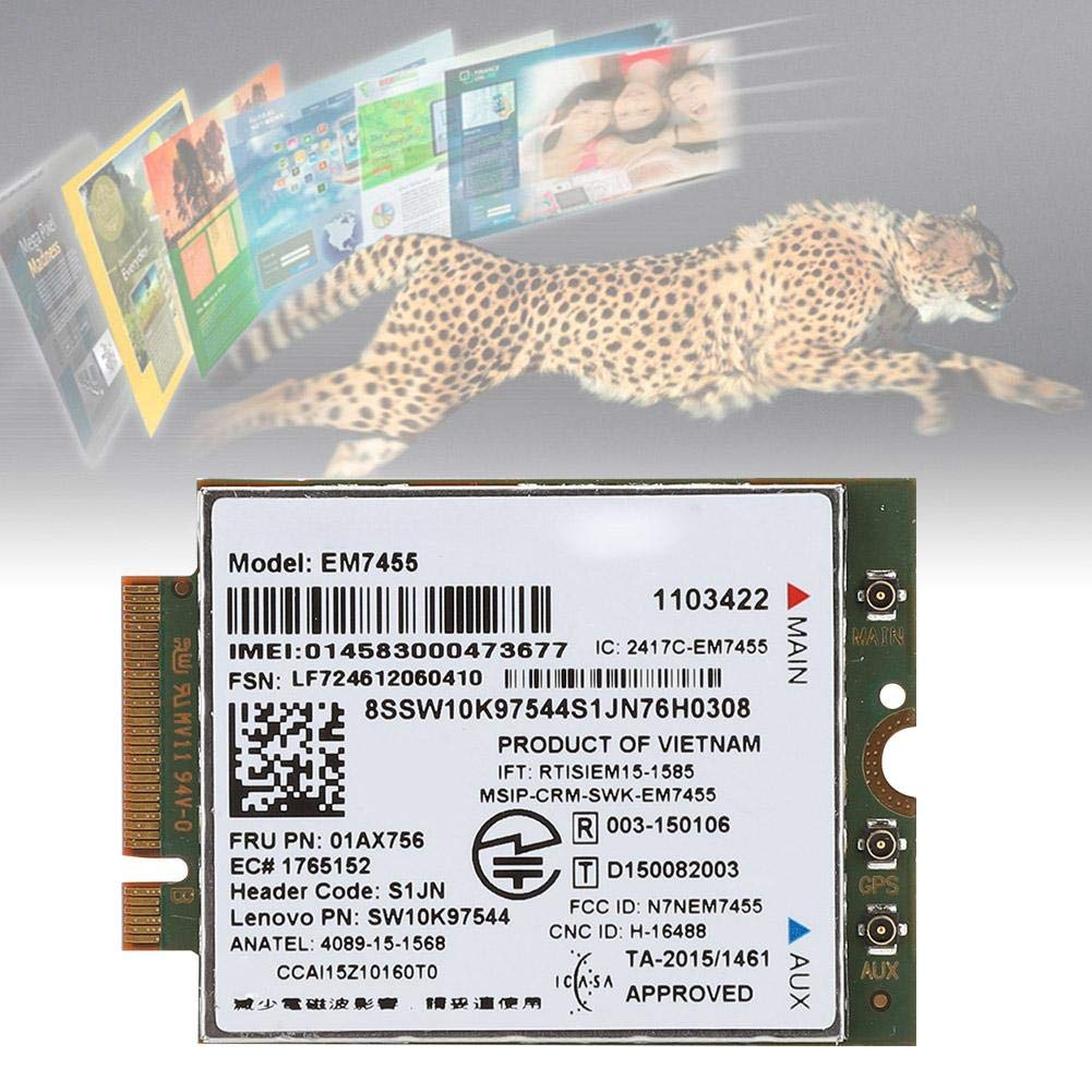 Network Card Notebook 4G LTE Module BTIHCEUOT Network Controller Card,for ThinkPad T460 T460p T460s UMTS//HSDPA//HSPA