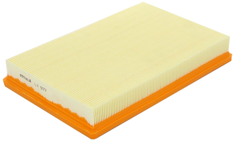 Mahle Filter LX977D Filtro De Aire Mahle Aftermarket GmbH LX 977D