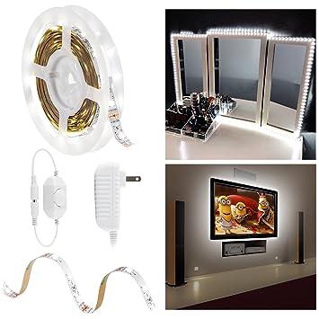 Amazon Com Led Vanity Mirror Lights Kit Magicfly 13ft 240 Leds