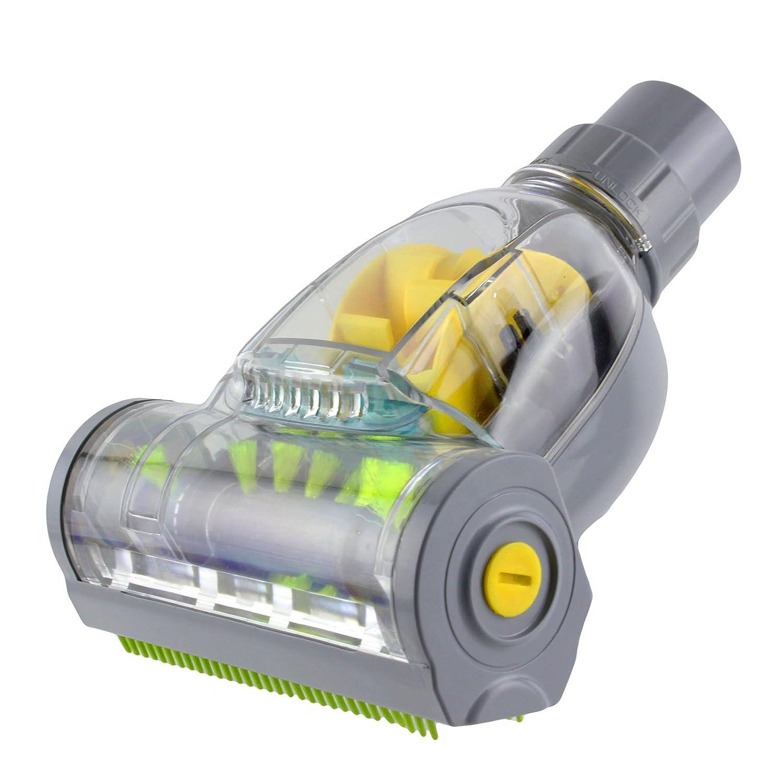 Spares2go Mini Turbo Brush Floor Tool for Numatic Henry Hetty James etc Vacuum Cleaners (32mm)