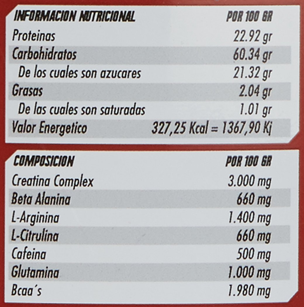 Revtech Mammuth Carbohidratos y Proteína, Sabor a Piña - 3000 gr: Amazon.es: Salud y cuidado personal