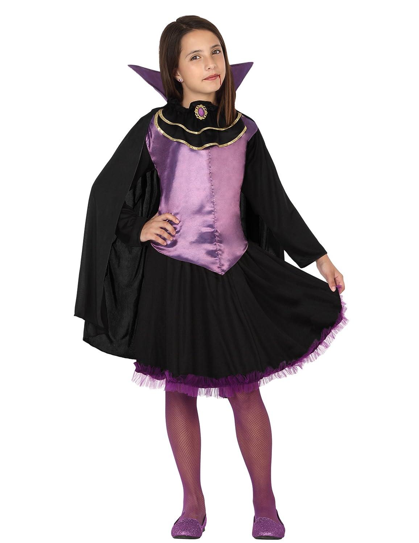Atosa - Disfraz vampiresa, niña t3: Amazon.es: Juguetes y juegos