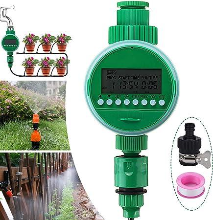 Bewässerungtimer automatisch Timer Digital Wasser Timer  Garten  Draussen