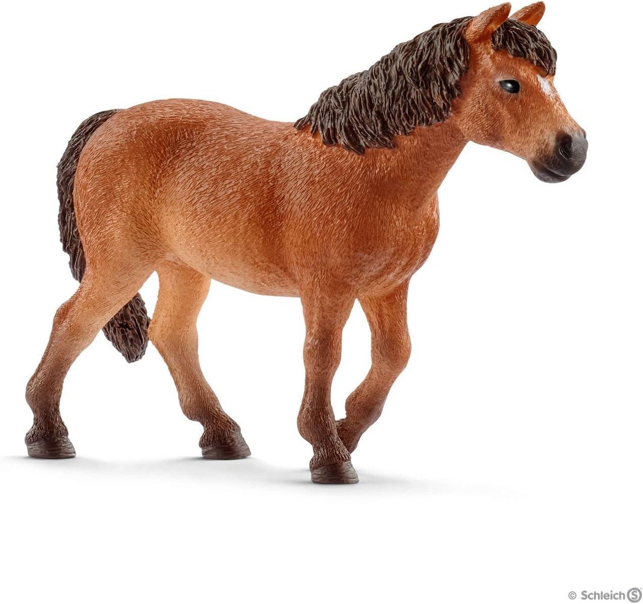 SCHLEICH CAVALLI Dartmoor pony giumenta 13873 NUOVO