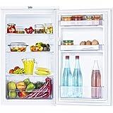 Beko TS 190020 - Nevera (A+, 118 kWh / año, 18 l, se puede encajar en un armario de cocina, bandejas de cristal), color blanco