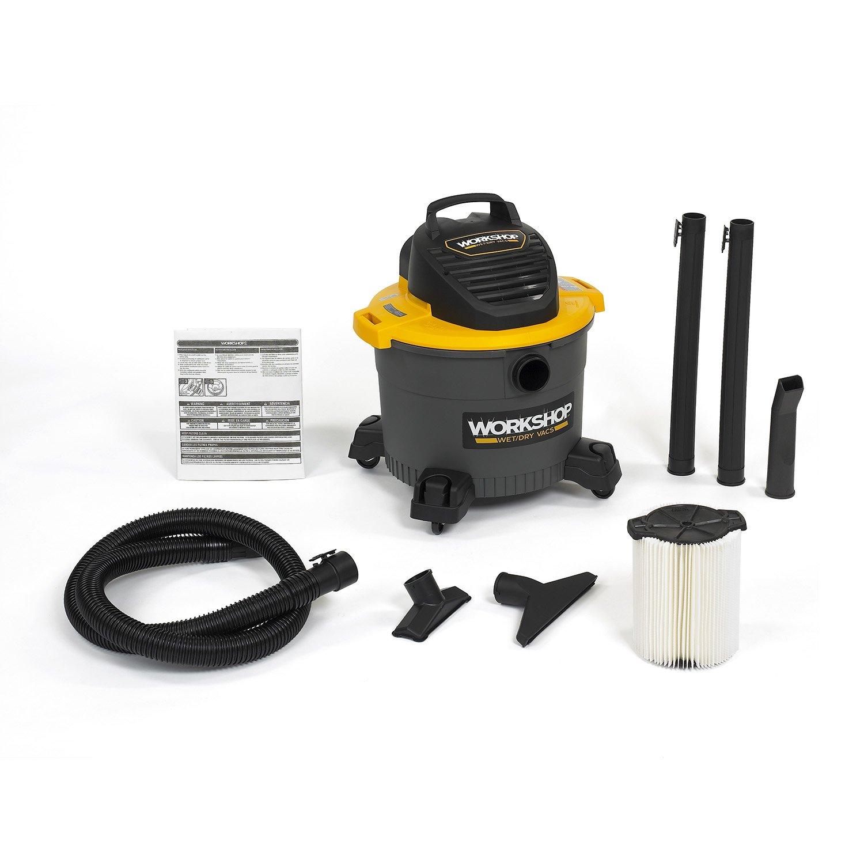 WORKSHOP Wet/Dry Vacs WS0915VA Vacuum Wet/Dry Vacs
