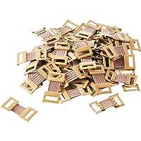 ORIENTOOLS Clips de Vendaje Broches de Metal elástico
