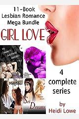 Girl Love: 11-Book Lesbian Romance Mega Bundle