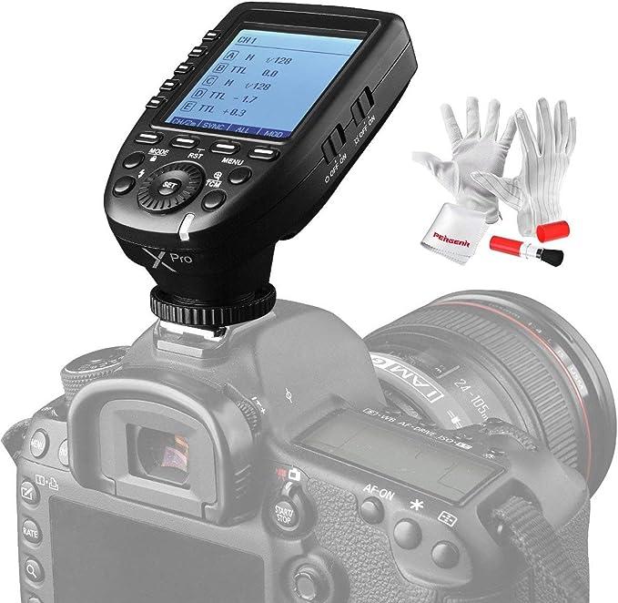 Godox Xpro-N TTL Wireless Flash Trigger Transmitter for Nikon