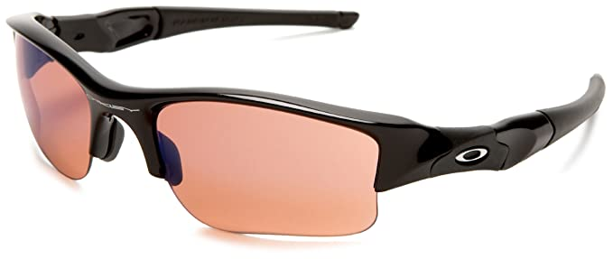 oakley flak jacket xlj polarised  oakley men's flak jacket xlj golf sunglasses,jet black frame/g30 lens,one