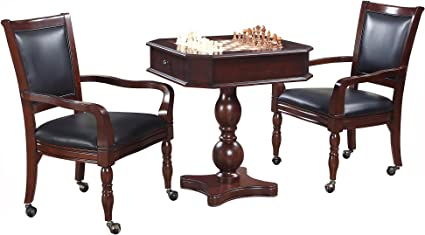 Amazon.com: Hathaway Fortress Chess, Checkers & Backgammon