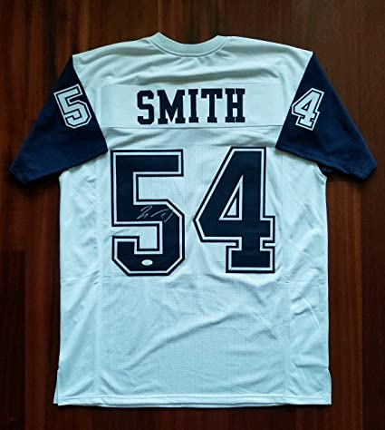 separation shoes 204ff 3547b Jaylon Smith Autographed Signed Jersey Dallas Cowboys JSA at ...
