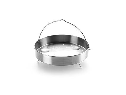 Lacor - R71874G - Cesta Para Cocinar al Vapor en Olla a Presión Classic de 22-24 cm
