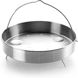 Lacor - R71874G - Cesta Para Cocinar al Vapor en Olla a Presión Classic de 22-24 cm: Amazon.es: Hogar