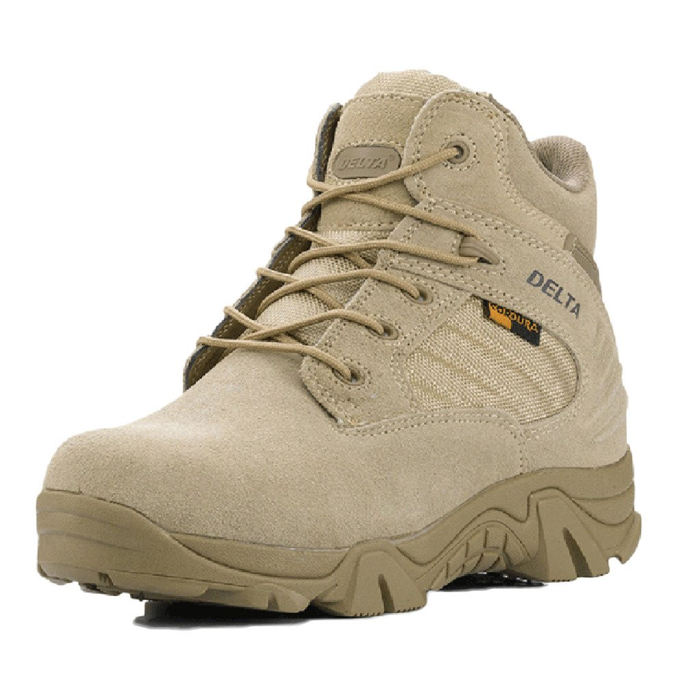 Wanderschuhe Herren Wasserdichte Leichte High Rise Explorer Turnschuhe Rutschfeste Armee Stiefel Commando Combat Stiefel