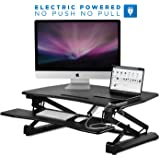 Amazon Com Mount It Mobile Stand Up Desk Height