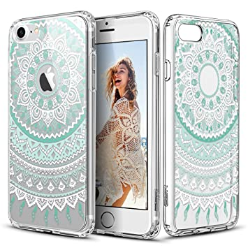 esr iPhone 7 Funda, Carcasa iPhone 7 Case Cover Borde Suave + Duro Funda para iPhone 7 4.7