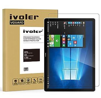 iVoler Protector de Pantalla para Huawei MateBook, Cristal Vidrio Templado Premium