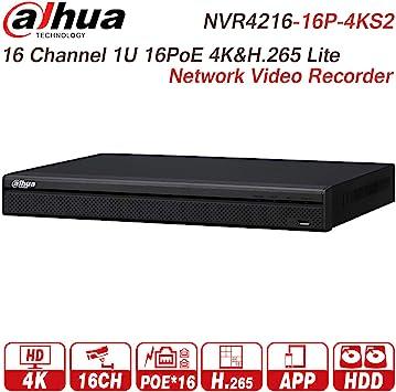 Dahua NVR4216-4KS2 16CH 4K/&H.265 1U NVR English Version USA Shipping